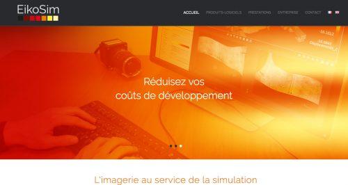 Anthem Création - Création de site Internet à Reims - Eikosim
