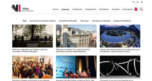 Anthem Création - Création de site Internet à Reims - Villes Innovations